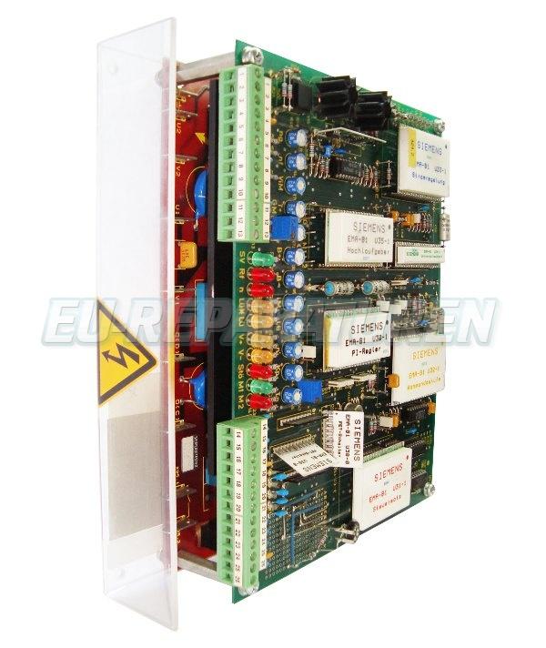 Reparatur Siemens 6RA2203-8DK26-0 DC DRIVE