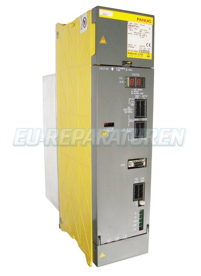 Reparatur Fanuc A06B-6077-H111 AC DRIVE