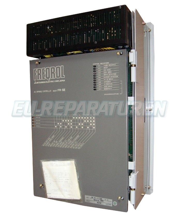 Reparatur Mitsubishi FR-SE-2-7.5K-A-C AC DRIVE