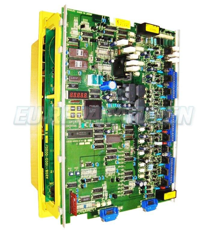 Reparatur Fanuc A06B-6060-H008 AC DRIVE