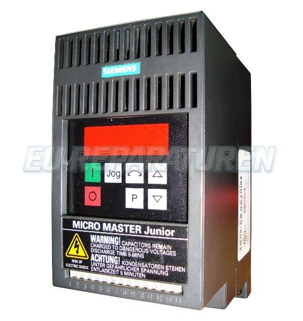 Reparatur Siemens 6SE9113-4BA53 AC DRIVE
