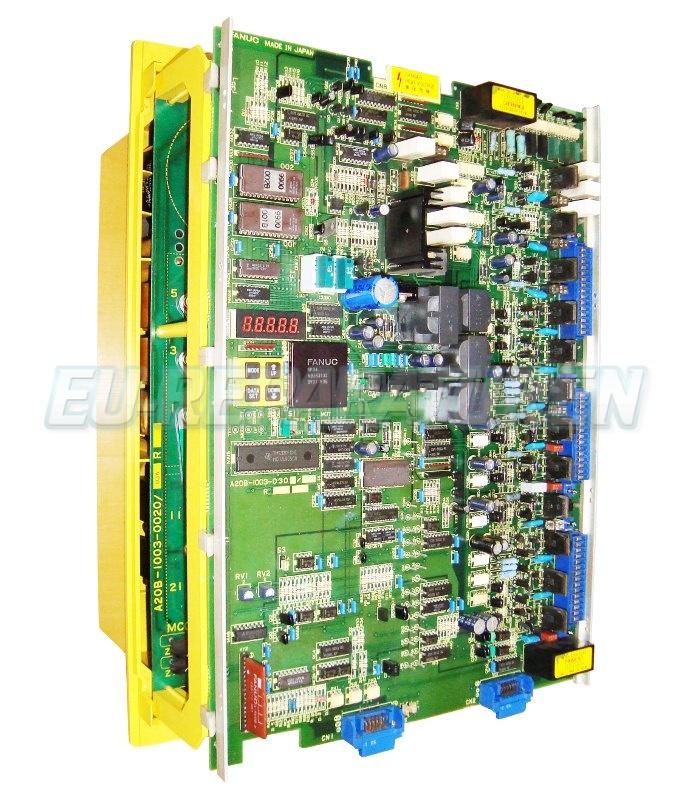 Reparatur Fanuc A06B-6060-H208 AC DRIVE