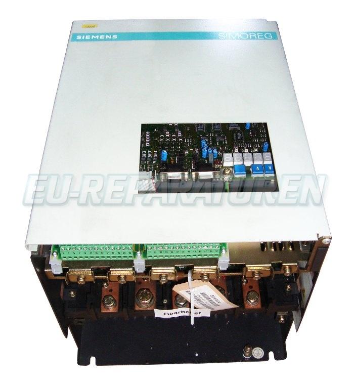 Reparatur Siemens 6RA2431-6GS22-0 DC DRIVE