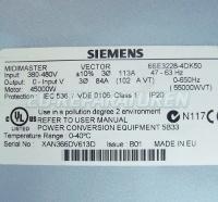 SIEMENS REPARATUR MIDIMASTER VECTOR 6SE3228-4DK50