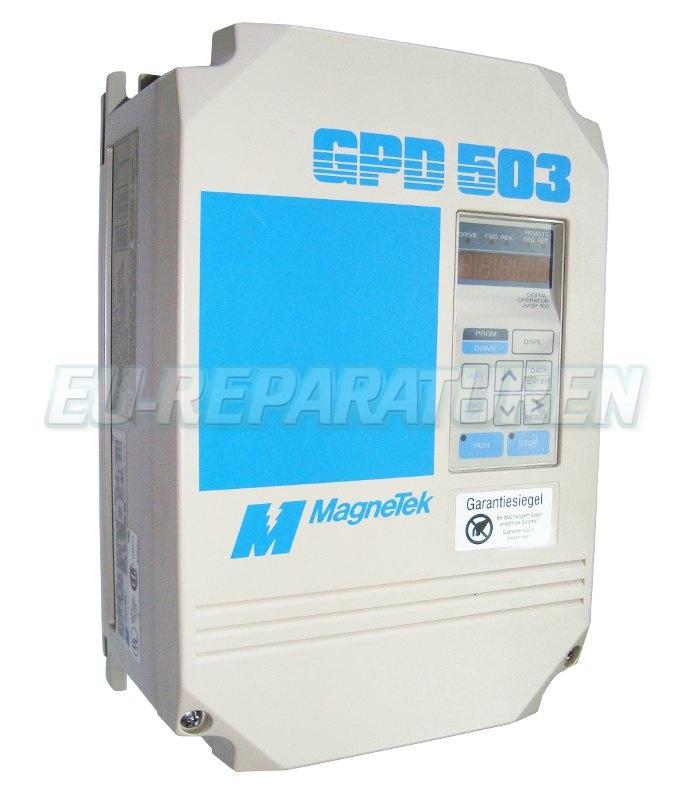 Reparatur Magnetek DS307 AC DRIVE
