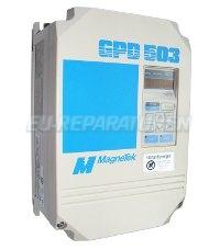 Weiter zum Reparatur-Service: MAGNETEK DS307 SPINDEL-CONTROLLER