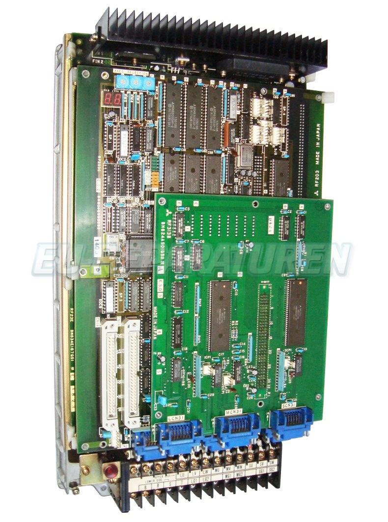 Reparatur Mitsubishi MR-S3-80AA-E31 AC DRIVE