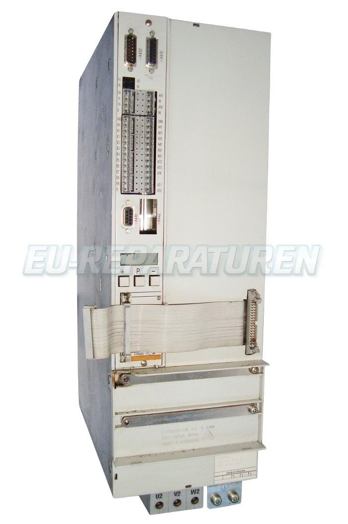 Reparatur Siemens 6SN1135-1BA13-0GA0 AC DRIVE