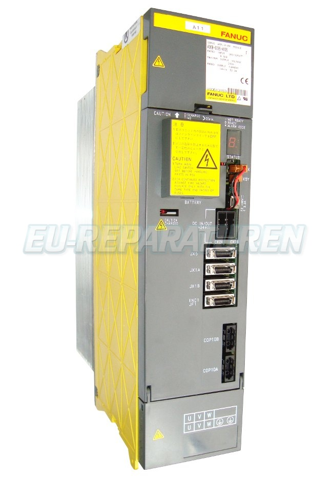 Reparatur Fanuc A06B-6096-H106 AC DRIVE