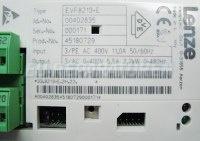 3 TYPENSCHILD EVF8213-E VECTOR 8200 LENZE