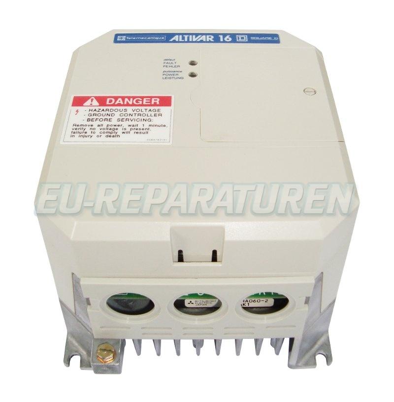Reparatur Telemecanique ATV16U18M2 AC DRIVE