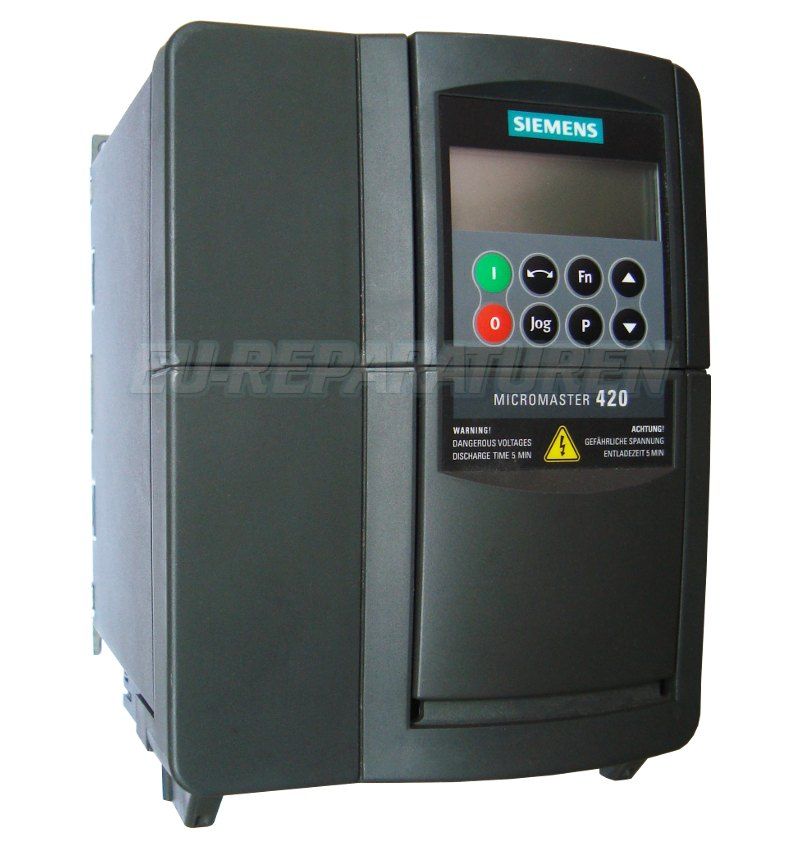 Reparatur Siemens 6SE6420-2UD23-0BA1 AC DRIVE