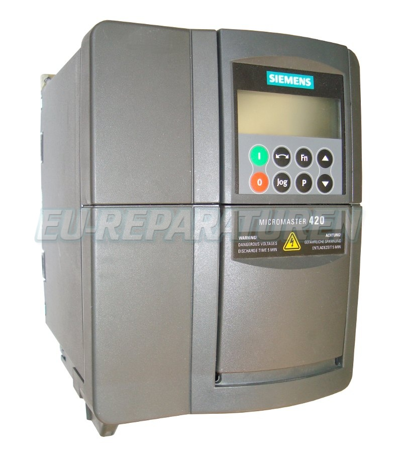 Reparatur Siemens 6SE6420-2UD24-0BA1 AC DRIVE