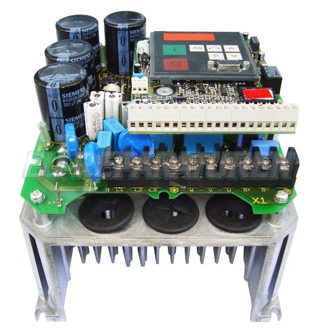 Reparatur Siemens 6SE3121-3DC40 AC DRIVE