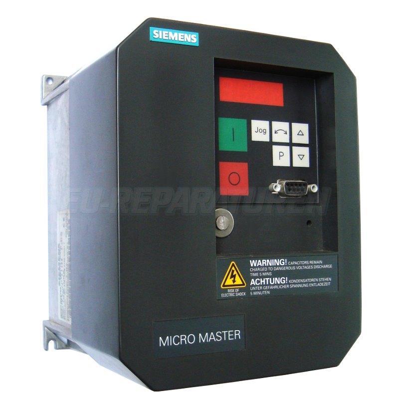 Reparatur Siemens 6SE3115-2CB40 AC DRIVE