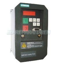 Reparatur Siemens 6se3112-1ca40