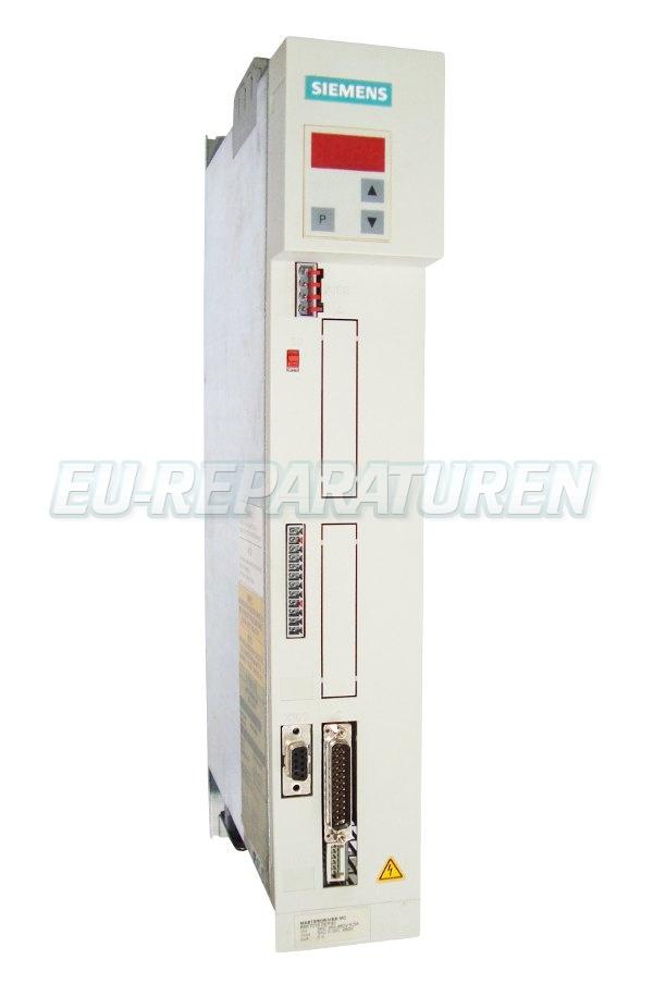 Reparatur Siemens 6SE7015-0EP50 AC DRIVE