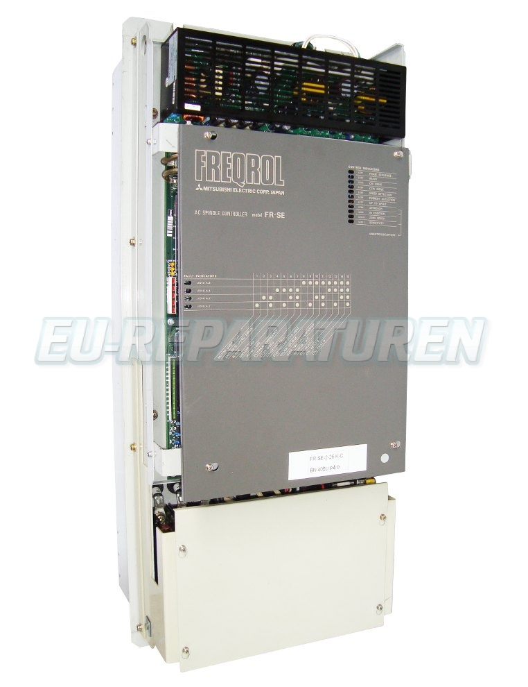 Reparatur Mitsubishi FR-SE-2-26K-C AC DRIVE