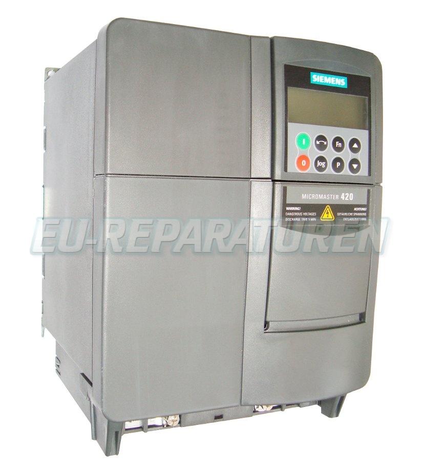 Reparatur Siemens 6SE6420-2AD25-5CA1 AC DRIVE