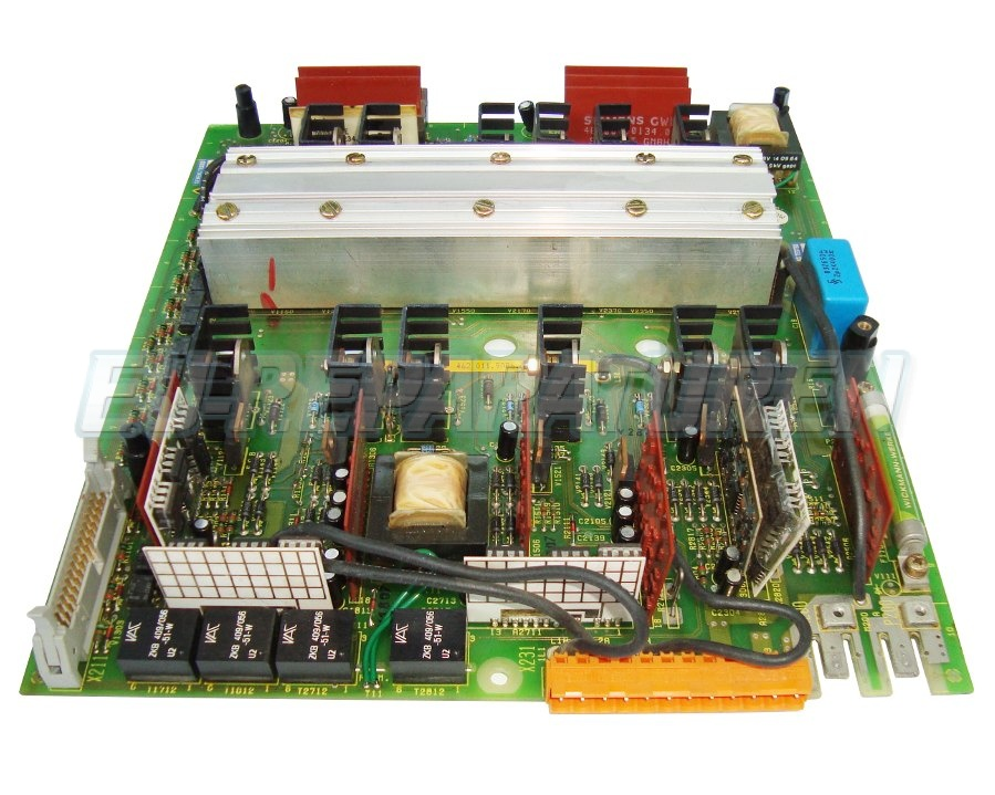 Reparatur Siemens 6SC6108-0SG00 AC DRIVE