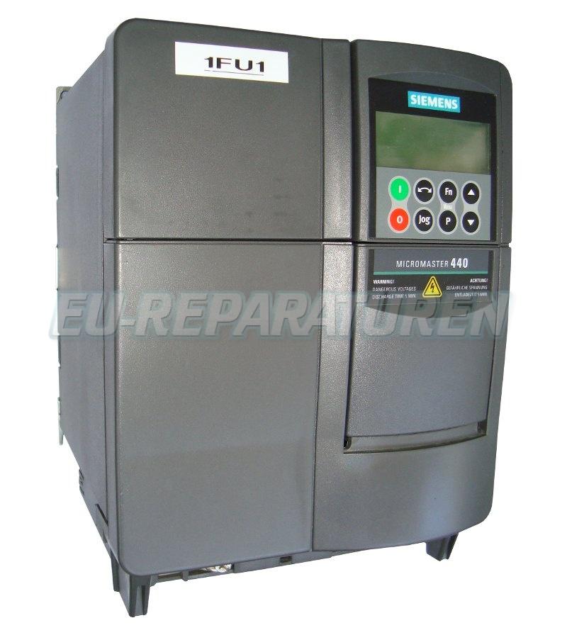 Reparatur Siemens 6SE6440-2AD31-1CA1 AC DRIVE