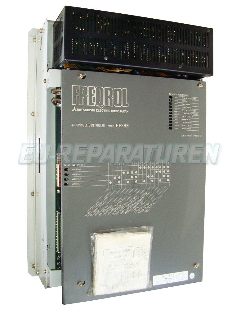Reparatur Mitsubishi FR-SE-2-11K-A-C AC DRIVE