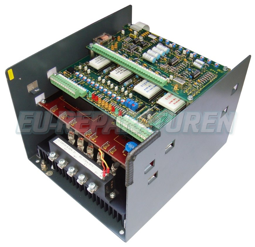 Reparatur Siemens 6RA2226-8DV71 DC DRIVE