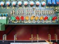 3 ALARM LEDS 6RA2226-8DV71 SIEMENS FEHLERCODE