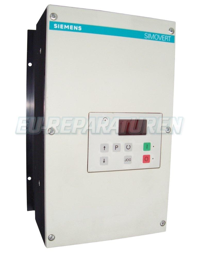 Reparatur Siemens 6SE2103-1AA02 AC DRIVE