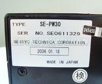 3 TYPENSCHILD NETZTEIL SE-PW30 YAMABISHI