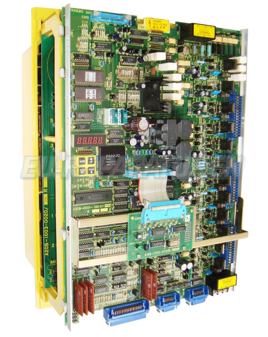 Reparatur Fanuc A06B-6059-H206 AC DRIVE