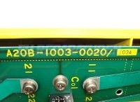 4 UNTERTEIL-STEUERKARTE FANUC A20B-1003-0020