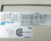 5 TYPENSCHILD DS308 MAGNETEK
