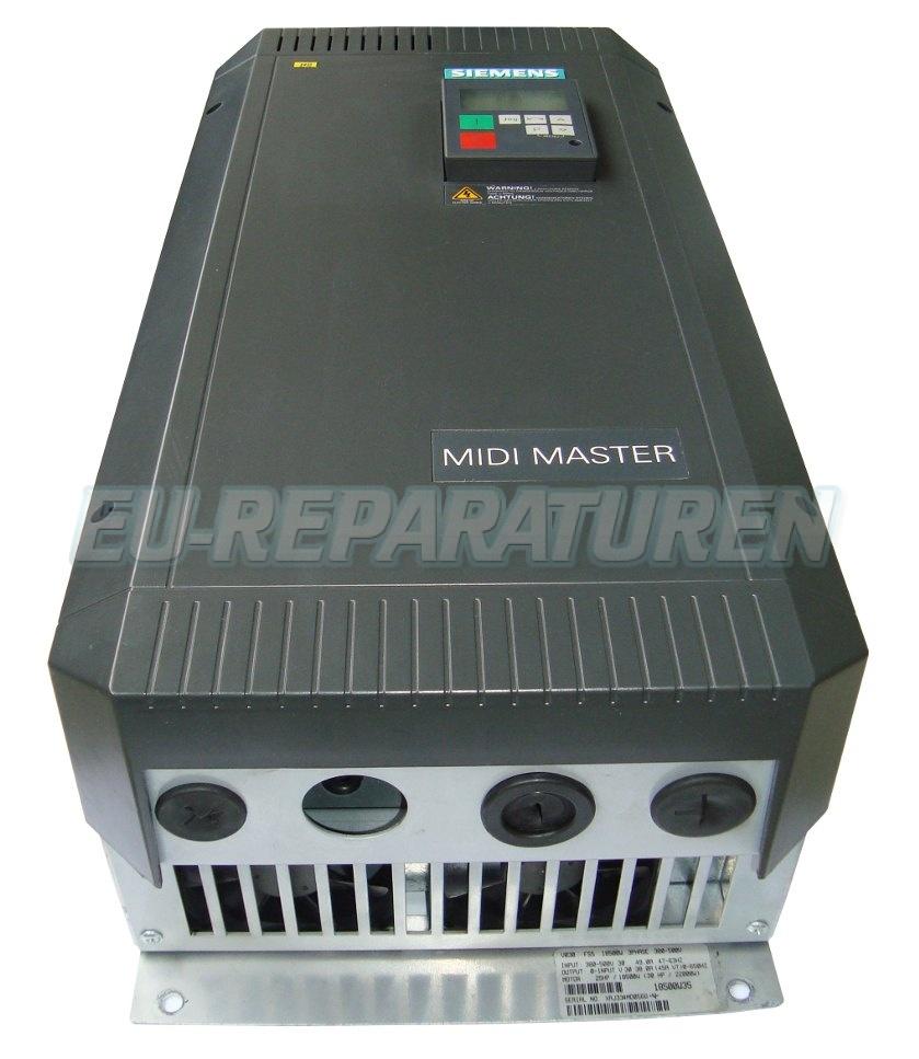 Reparatur Siemens 6SE3123-5DH40 AC DRIVE