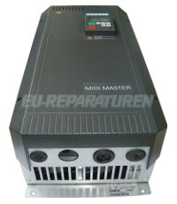 Reparatur Siemens 6se3123-5dh40