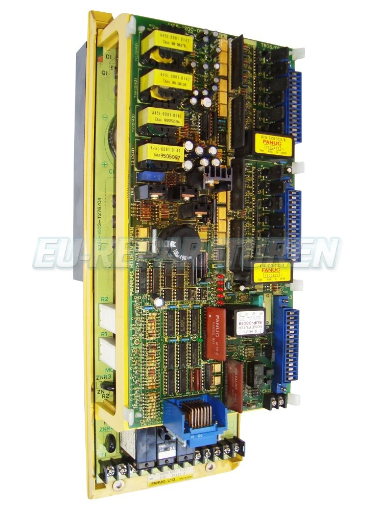 Reparatur Fanuc A06B-6058-H221 AC DRIVE