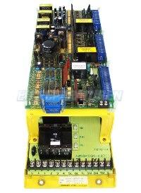 3 REPARATUR A06B-6058-H221 FANUC SERVO-AMPLIFIER