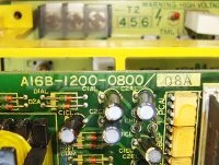 4 FANUC STEUERKARTE A16B-1200-0800