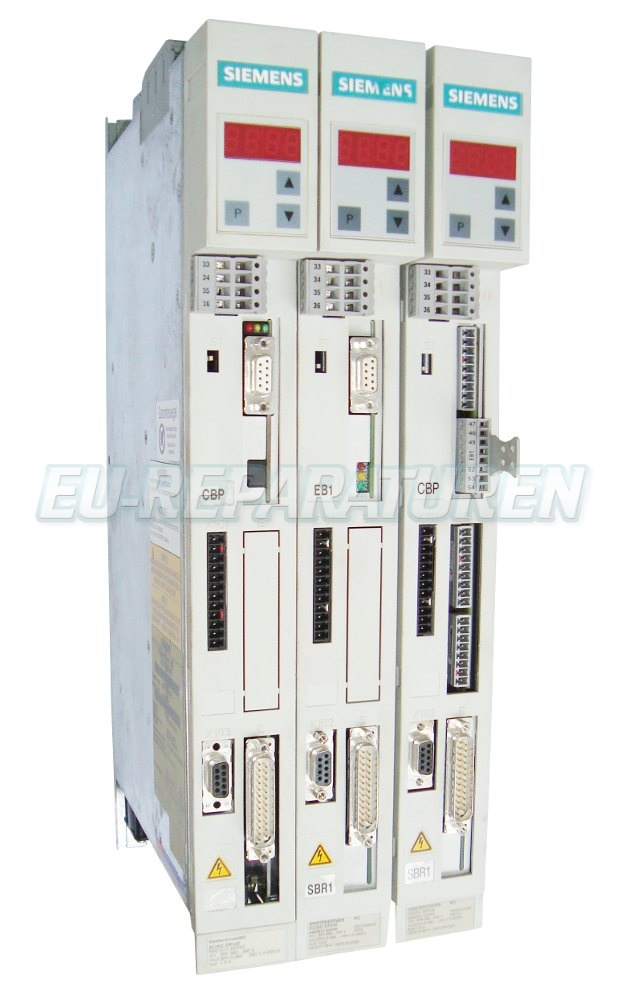 Reparatur Siemens 6SE7011-5EP50-Z AC DRIVE