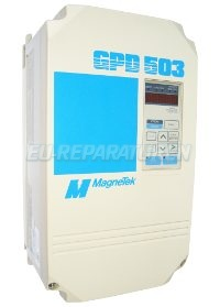 1 MAGNETEK REPARATUR DS309 SPINDEL