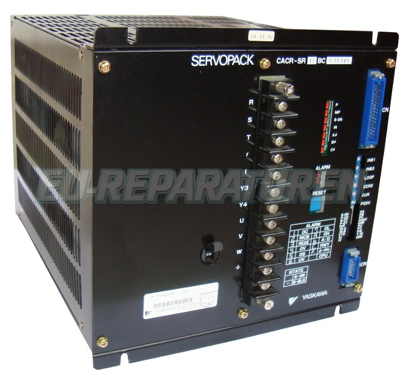 Reparatur Yaskawa CACR-SR44BC1CSY349 AC DRIVE