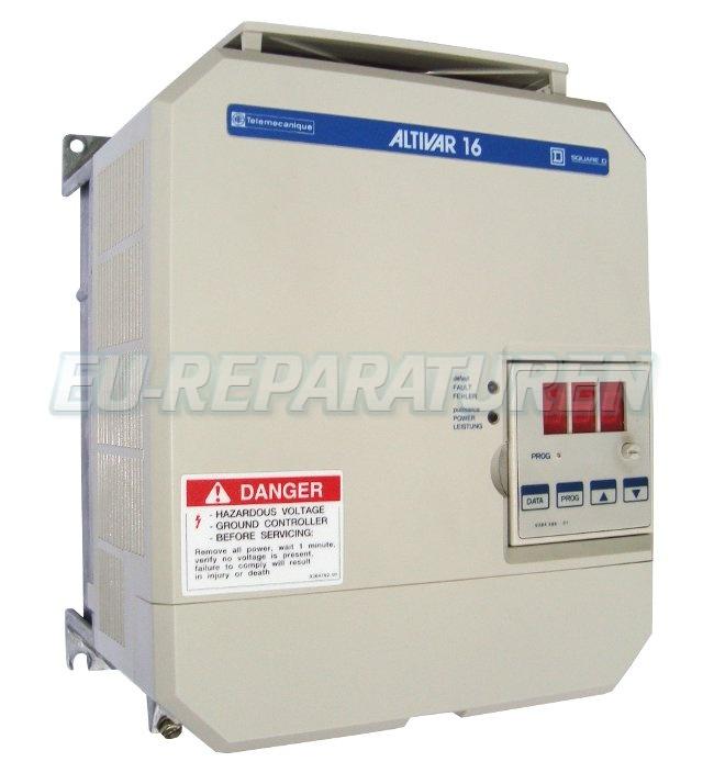 Reparatur Telemecanique ATV16U54N4 AC DRIVE