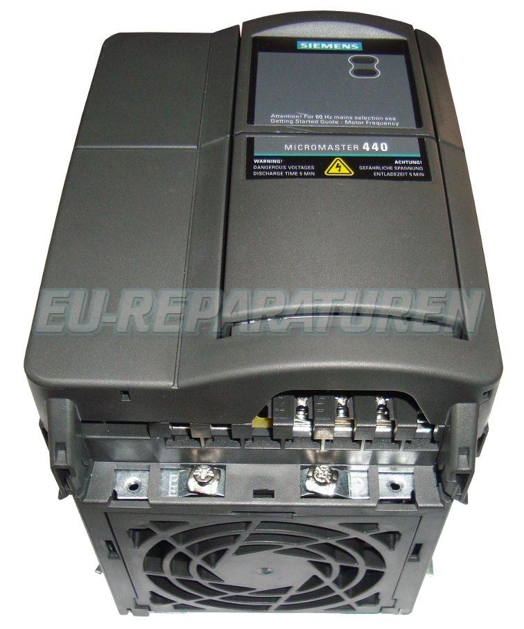 Reparatur Siemens 6SE6440-2AD24-0BA1 AC DRIVE