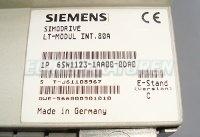 4 TYPENSCHILD 6SN1123-1AA00-0DA0 SIEMENS