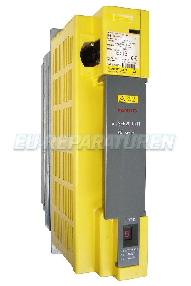 Reparatur Fanuc A06B-6089-H204 AC DRIVE
