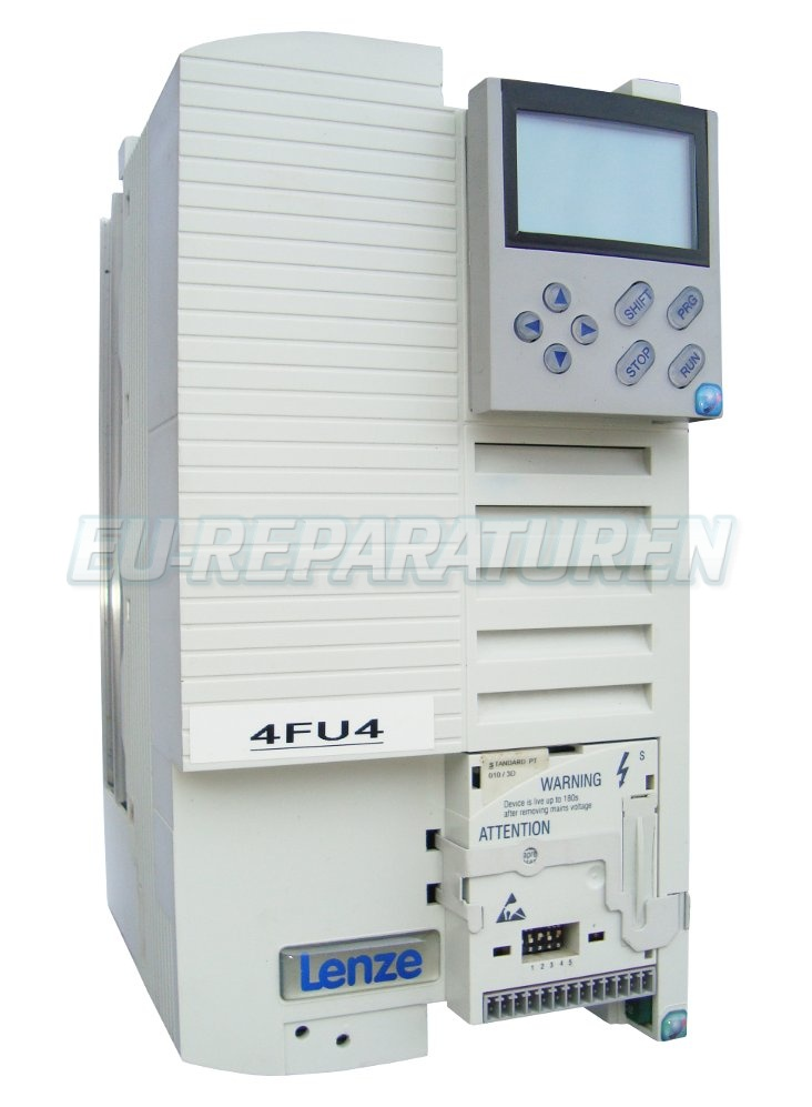 Reparatur Lenze E82EV752_4C200 AC DRIVE