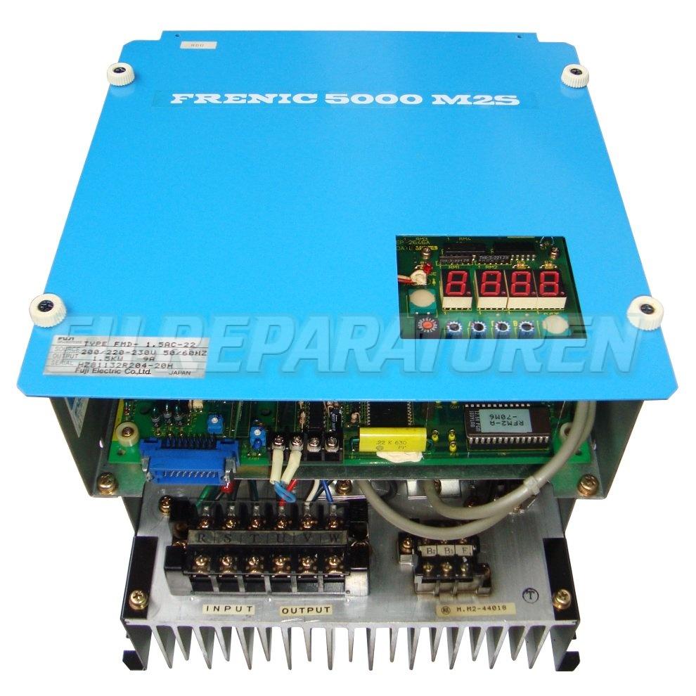 Reparatur Fuji Electric FMD-1.5AC-22 AC DRIVE