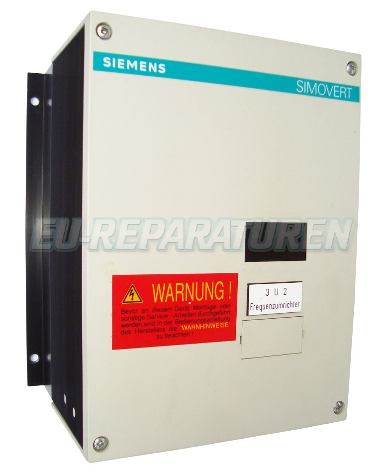 Reparatur Siemens 6SE2103-1AF00 AC DRIVE