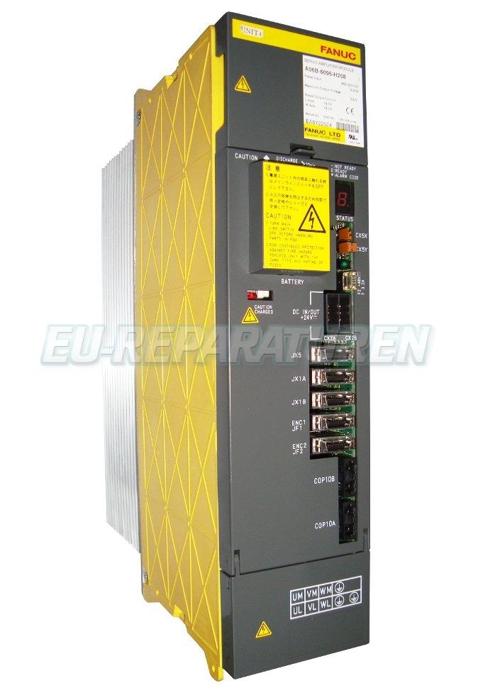 Reparatur Fanuc A06B-6096-H208 AC DRIVE