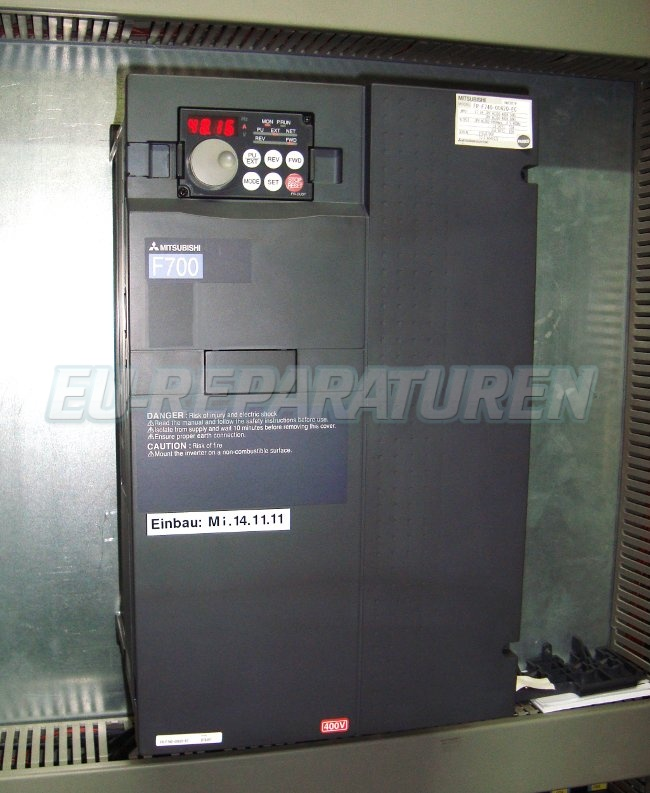 Reparatur Mitsubishi FR-F740-00620-EC AC DRIVE